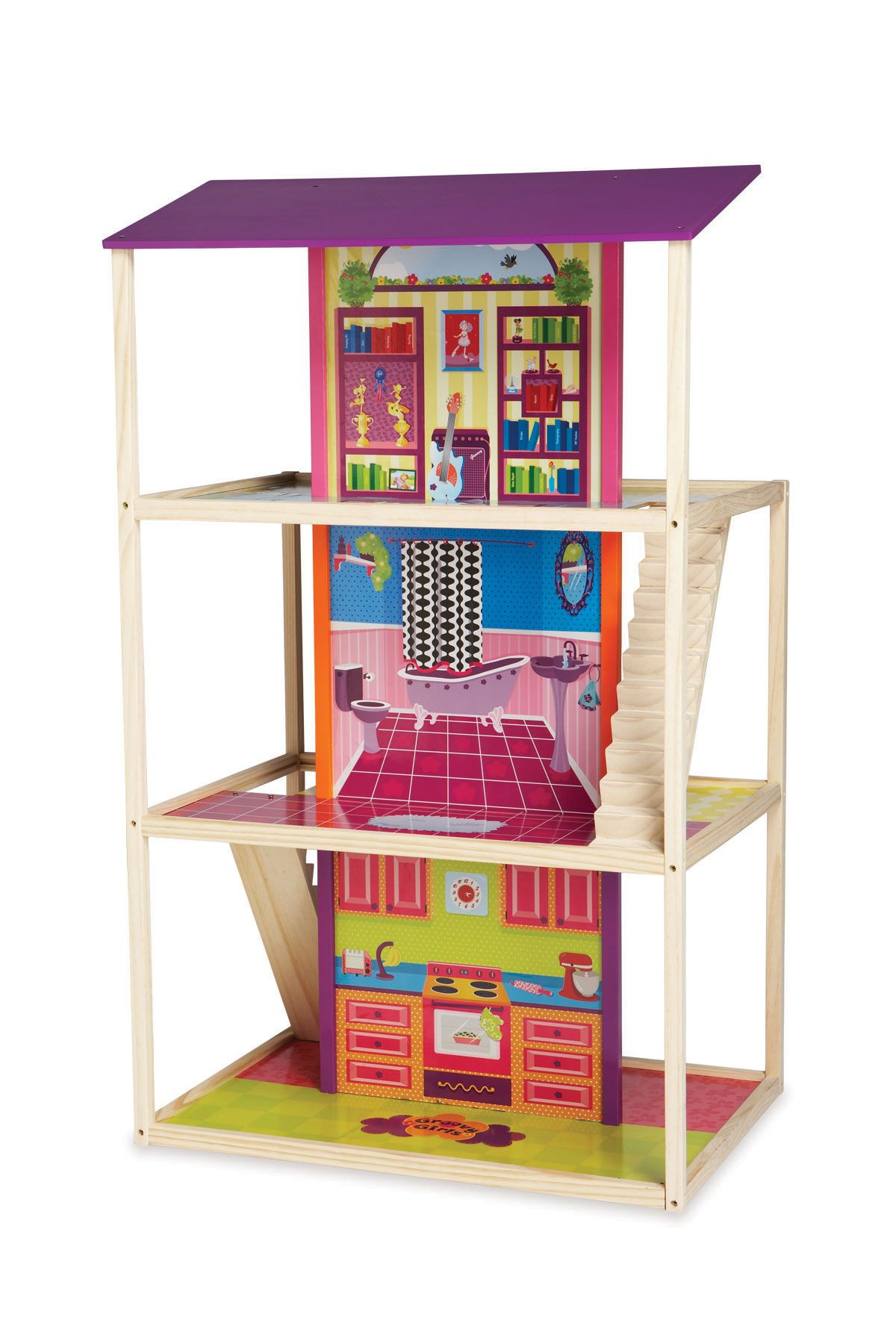 Groovy Girls Hip Happenin House - Manhattan Toy