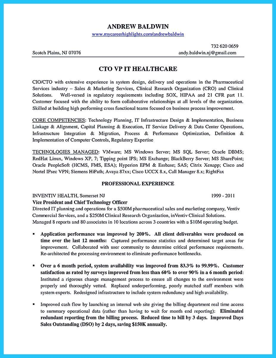 Cto Resume Examples In 2021 Resume Examples Functional Resume Resume