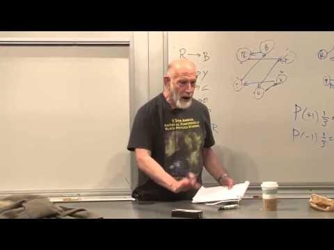 Course Statistical Mechanics Statistical Mechanics Theoretical Physics Modern Physics