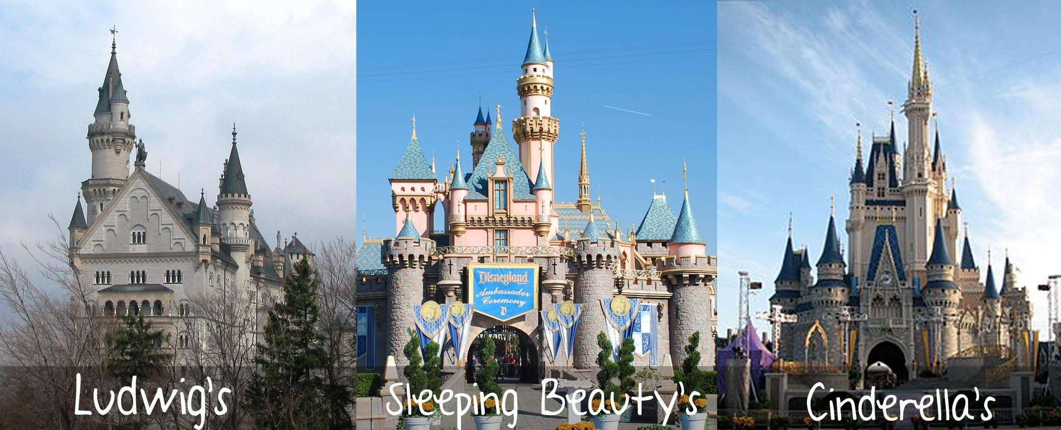 The Truth Behind That One Castle On Pinterest Castle Disney Castle Enchanted Castle
