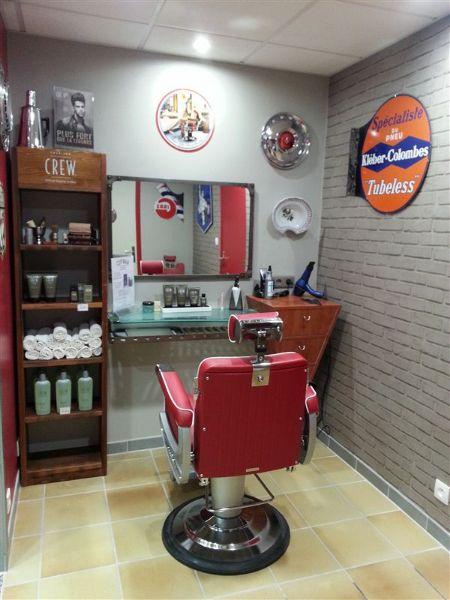 salon de coiffure homme moderne