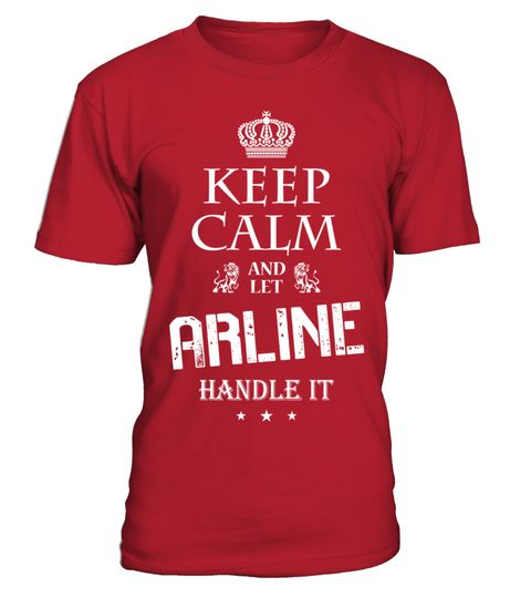 # ARLINE KEEP CALM AND HANDEL IT .  ARLINE KEEP CALM AND HANDEL IT  A GIFT FOR A SPECIAL PERSON  It's a unique tshirt, with a special name!   HOW TO ORDER:  1. Select the style and color you want:  2. Click Reserve it now  3. Select size and quantity  4. Enter shipping and billing information  5. Done! Simple as that!  TIPS: Buy 2 or more to save shipping cost!   This is printable if you purchase only one piece. so dont worry, you will get yours.   Guaranteed safe and secure checkout via…