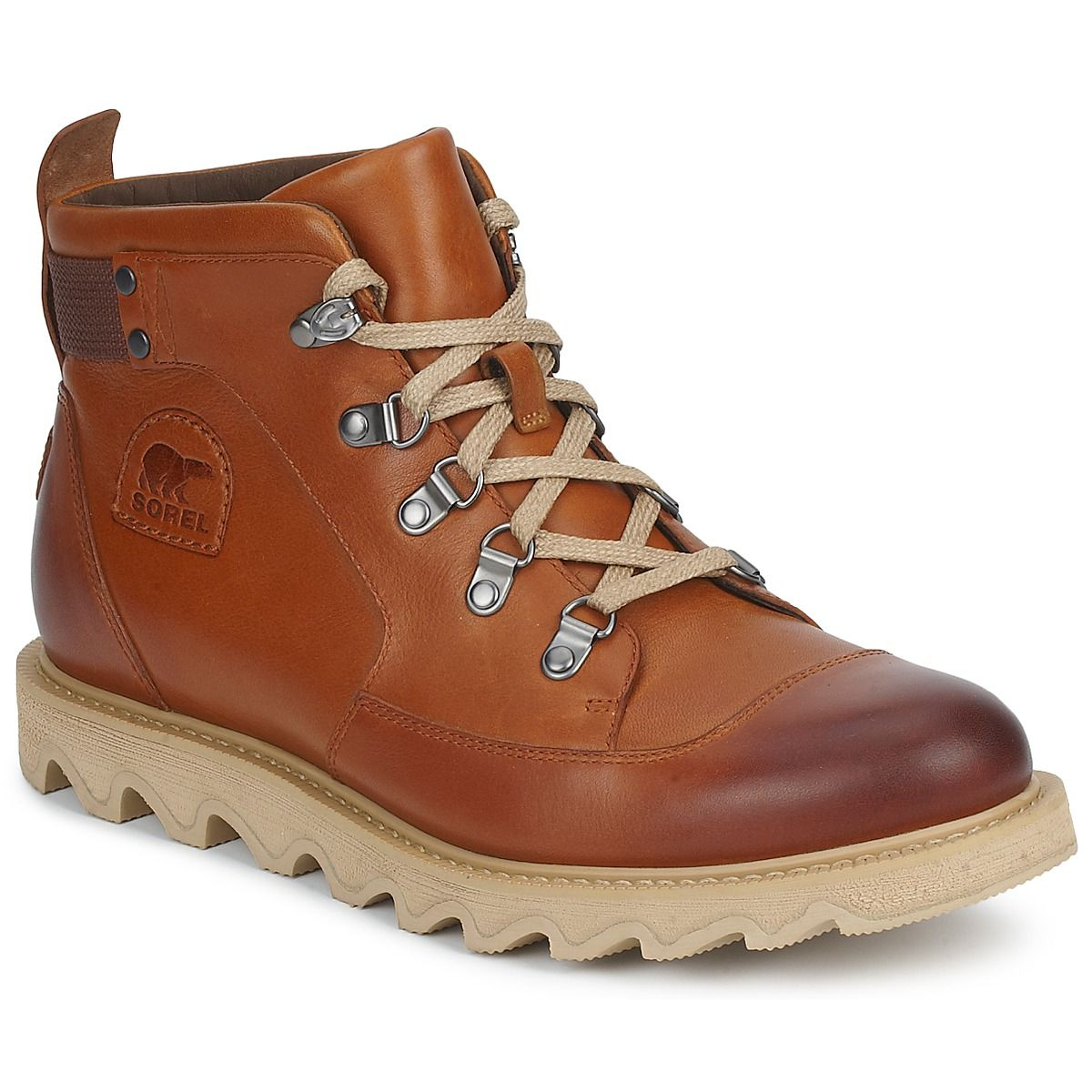 529431fcfab Ugg Men Agnar Boots Shoes Waterproof Grizzly Brown Tan - Black Size ...