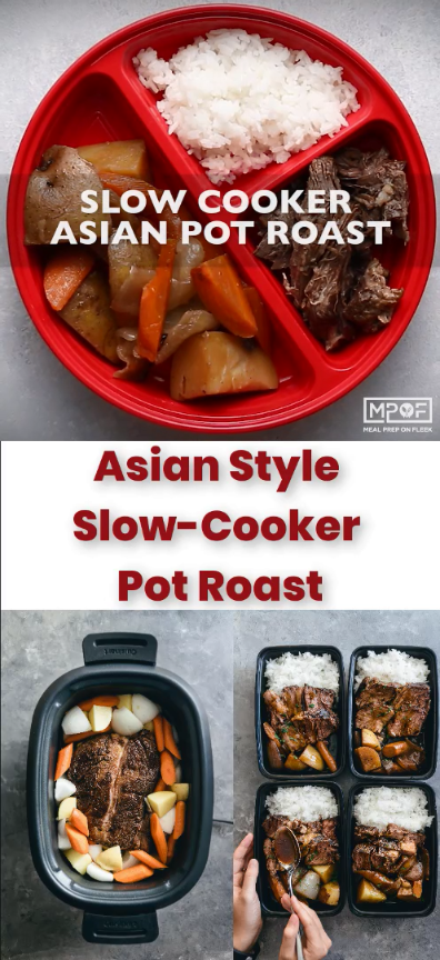 Can not recipes for pot roast asian style can not