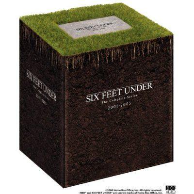 Six Feet Under Box Set Im Sad That I Dont Have This Version