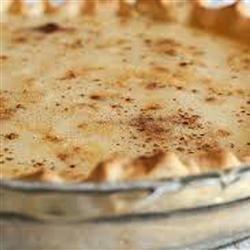 Old Fashioned Cream Pie Recipe #sugarcreampie