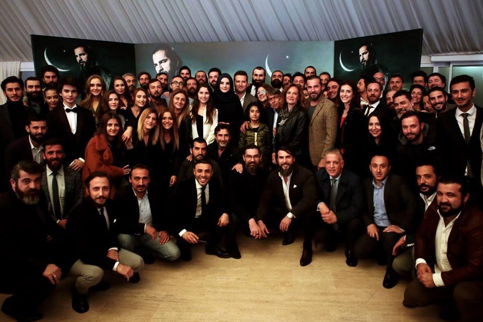 Dirilis Ertugrul, season 5   Ertugrul in 2019   Turkish