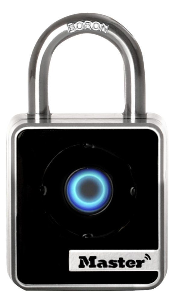 Master Lock Bluetooth Indoor Padlock with Easy Backup Keypad Entry