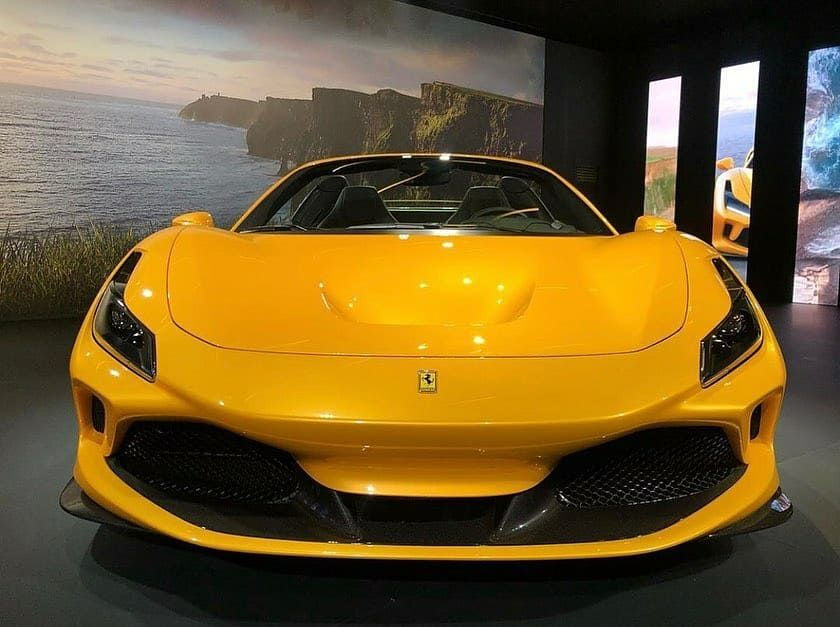 Ferrari F8 Tributo On Instagram F8 Spider Or 488 Spider