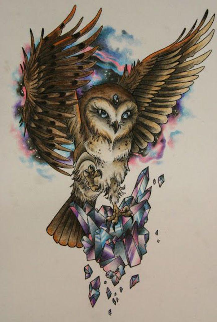 Photo of ▷ ¡47+ ideas e imágenes inspiradoras de tatuajes de búhos!