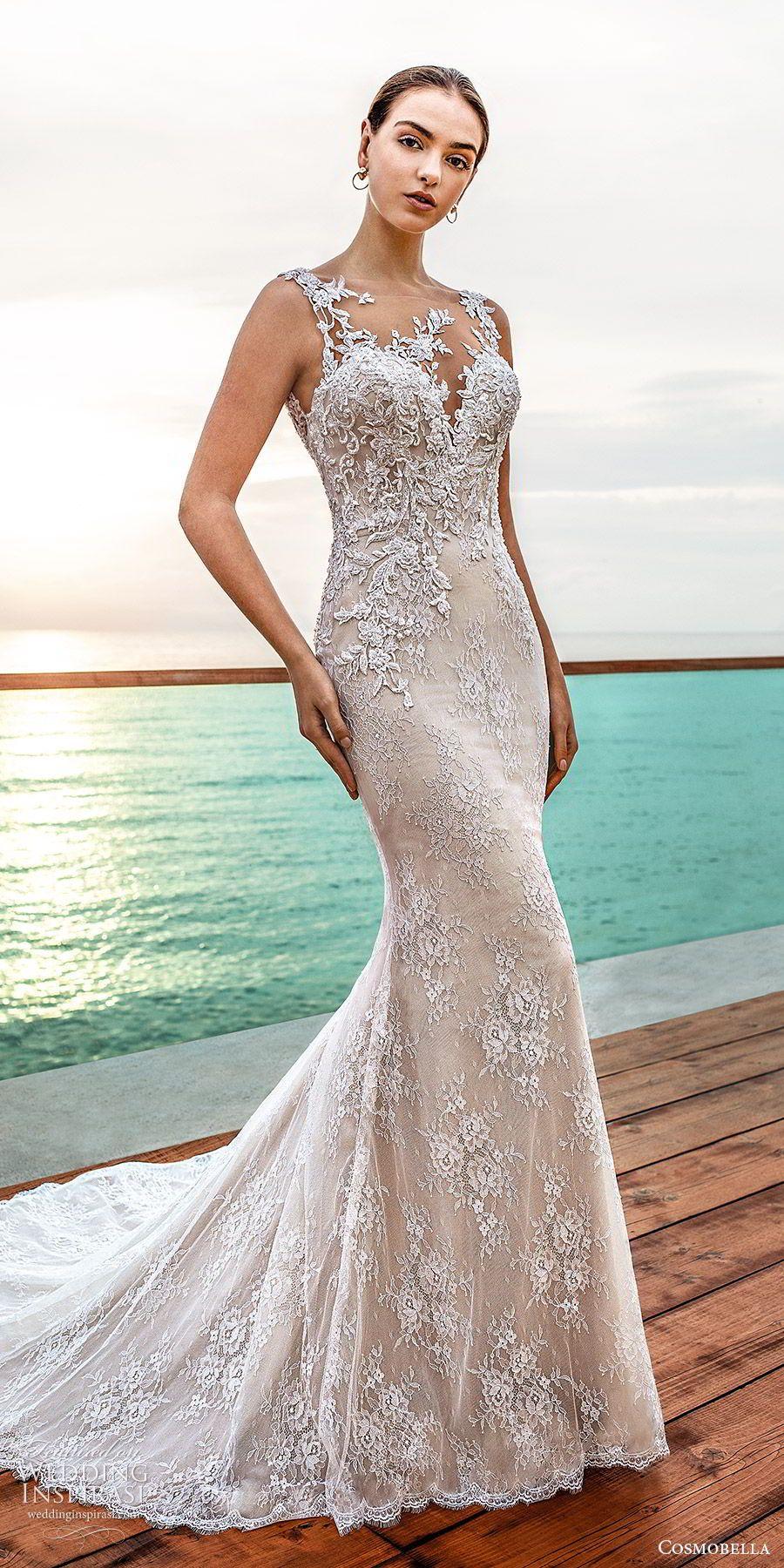 Cosmobella 2020 wedding dresses eterea eleganza bridal
