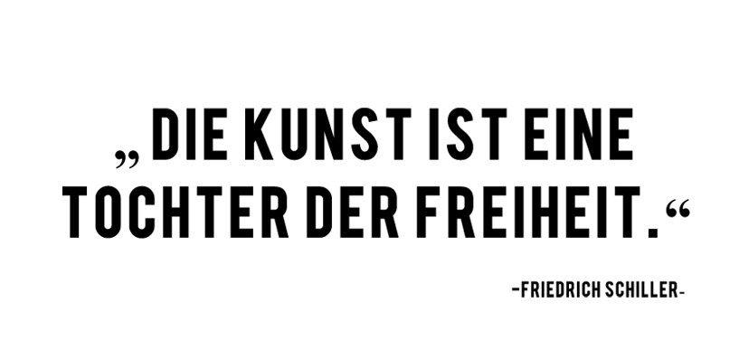 Schiller Freiheit