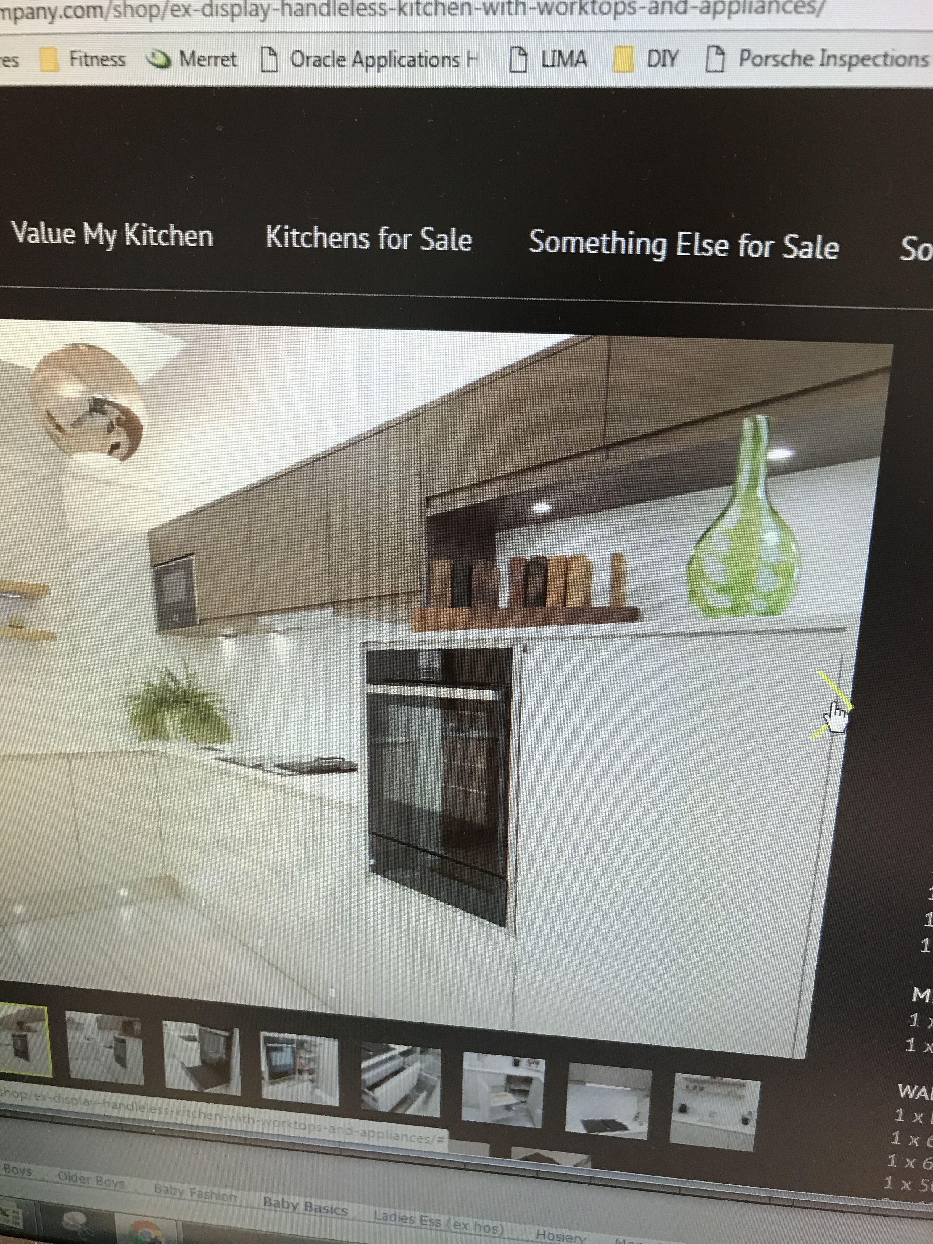 Pin by Matt Barnes on Kitchen | Kitchen sale, Handleless ...