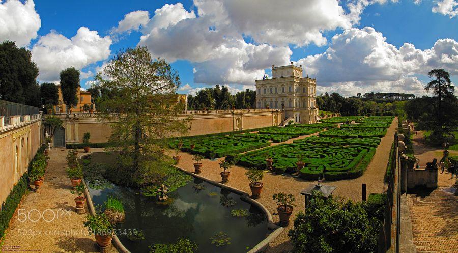 Popular on 500px : ITA Roma [Pamphili Gardens PA] APR 2012 by KWOT by kwotsoumenis