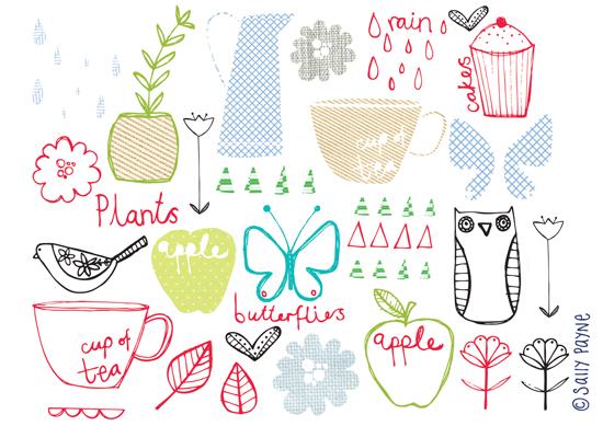sketches-vanillastitch2014 Sally Payne