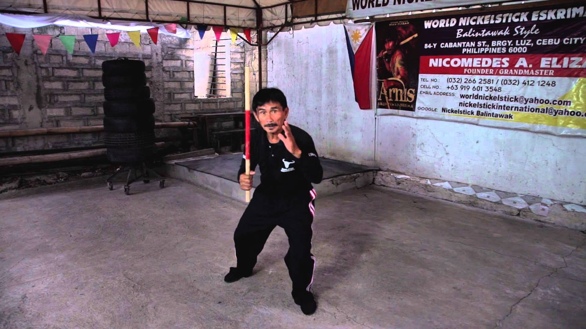 Nickelstick Academy Stance (With images) Balintawak
