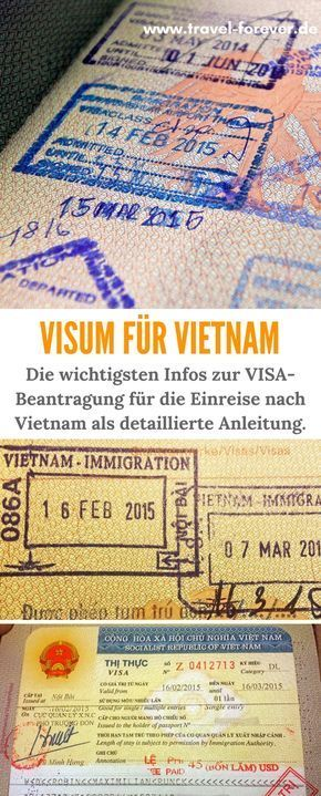 Applying for a Visa Vietnam - How to get your visa easily and quickly   - Vietnam -