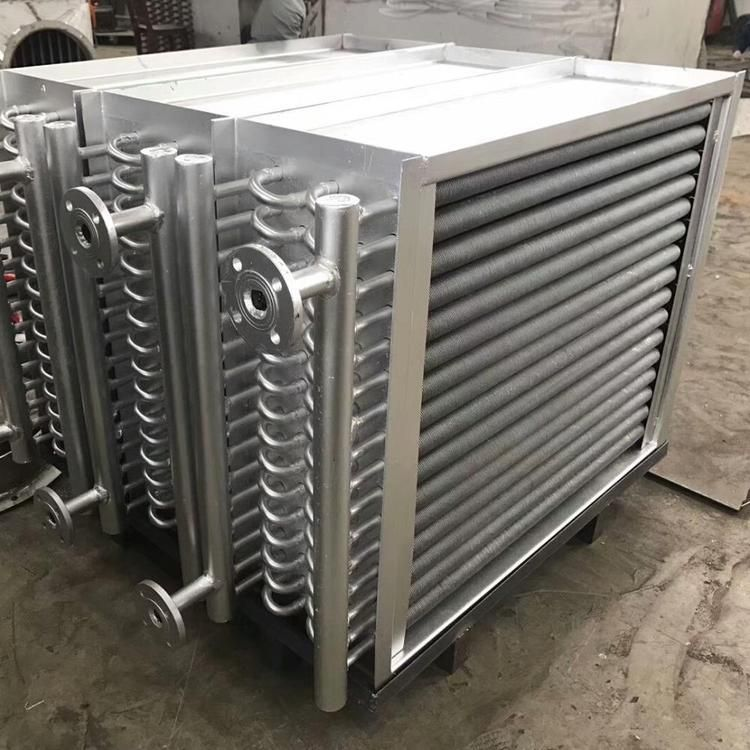Pin On Flue Gas Recycle Heat Exchanger