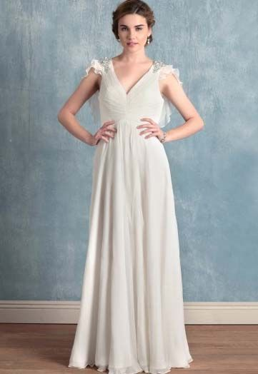 Wedding dresses you can breastfeed in