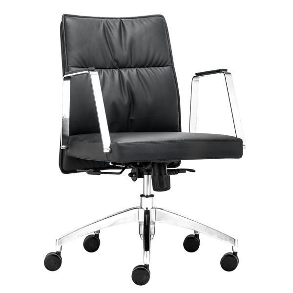 Dean Low Back Office Chair Black Products Black Office Chair
