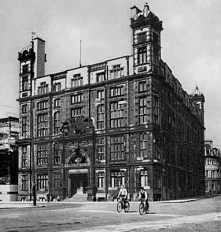 Liverpool's Destroyed Landmarks