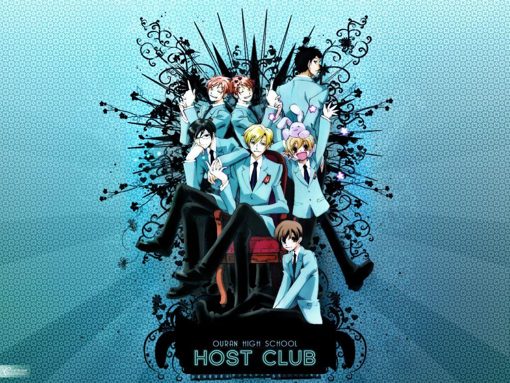 Ouran Host Club!!! i love u Honey
