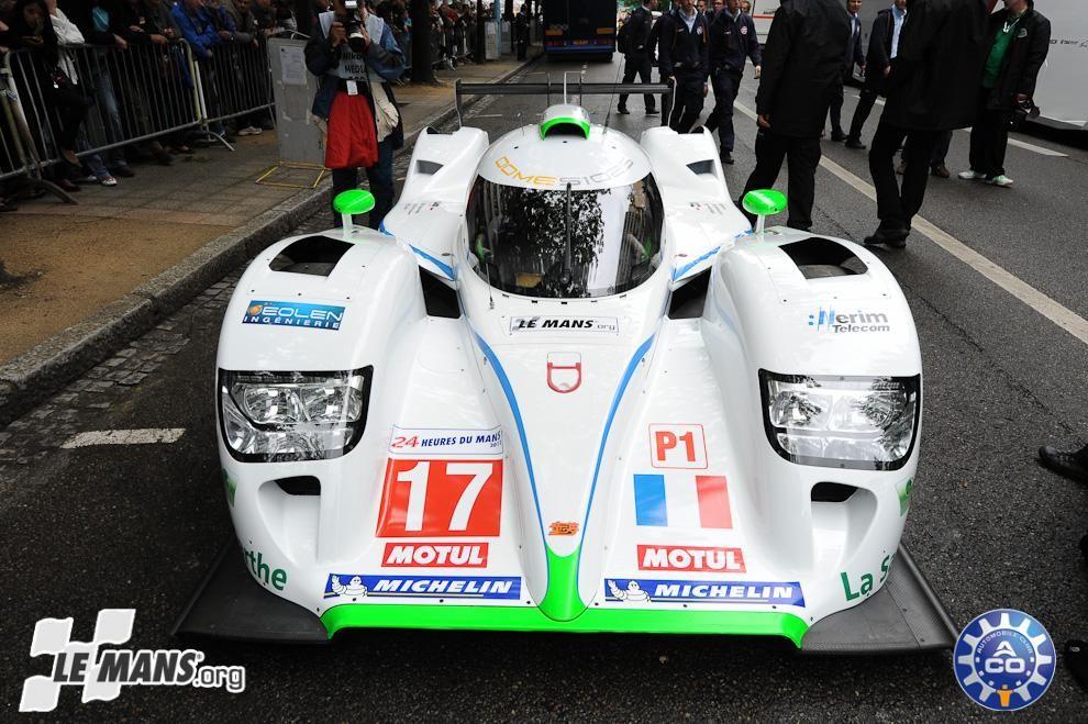 Pescarolo Team-24 Heures du Mans 2012 − Live 2012 − Photos Gallery