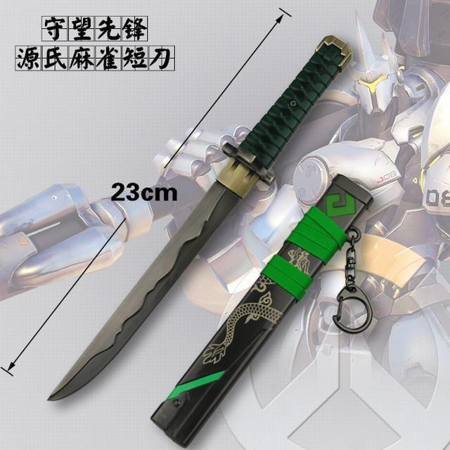 Overwatch Genji Mini Wakizashi (Deflection Sword) (Young