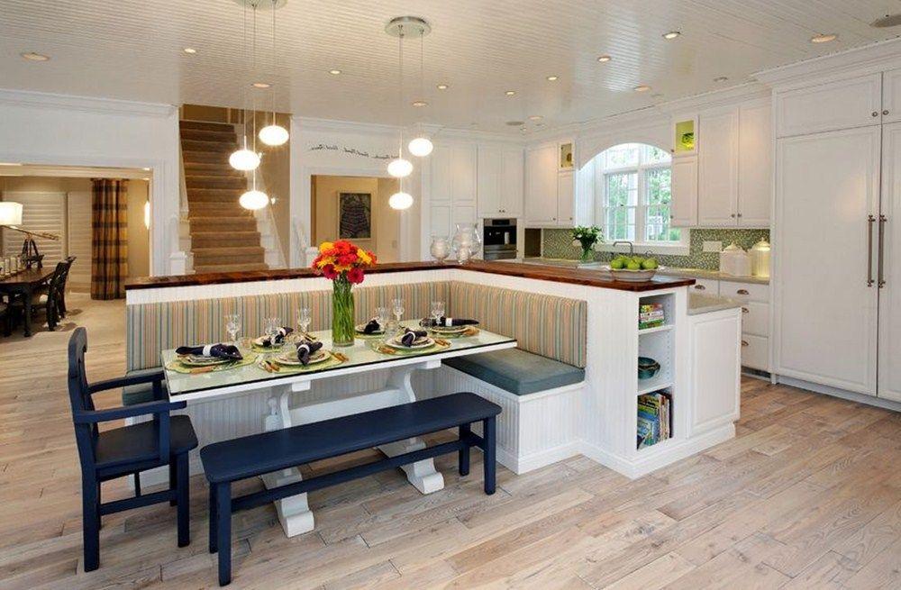 kitchen bench seating ideas