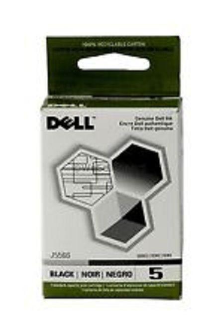 Dell Ink Cartridge Series 5 Oem Black J5566 All In One Printer 964