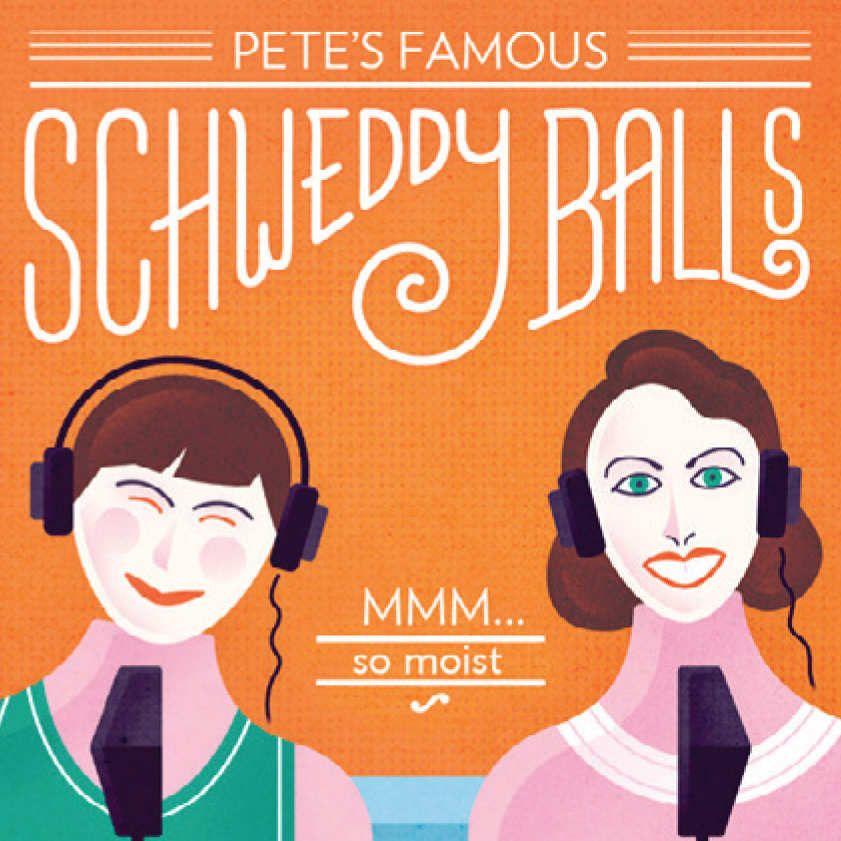Get Ready for Actual Schweddy Balls Candyfor the hubs Christmas