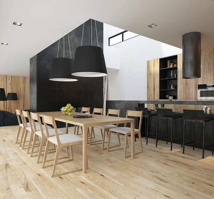 Interactive Kitchen Design Free: Dining Room Design, White Wood Kitchens