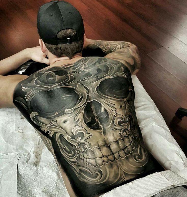 pin von poet auf tattoo man t towierungen tattoo r cken. Black Bedroom Furniture Sets. Home Design Ideas