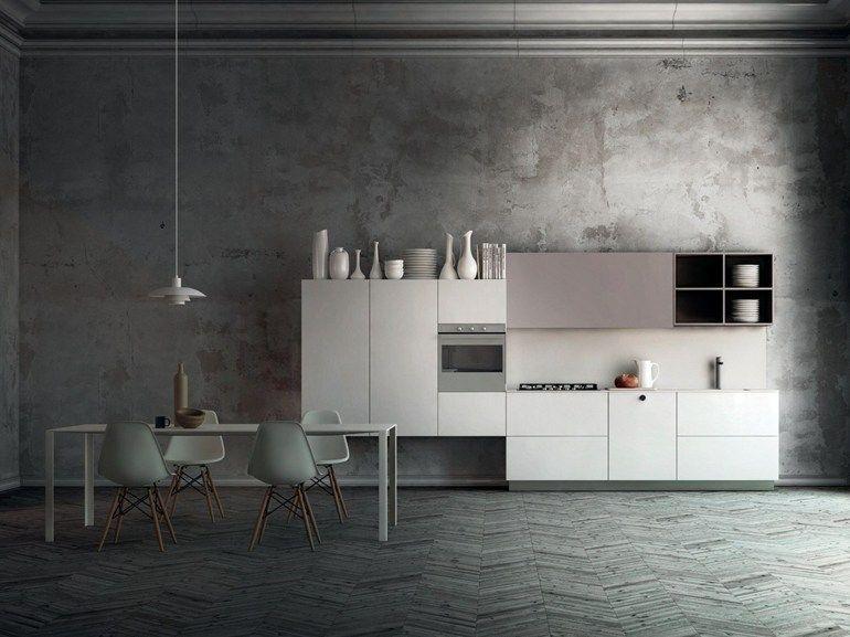 Cucina componibile MILANO by Del Tongo | design Prospero ...