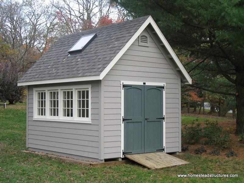 10 X 16 Liberty A Frame Shed Hardie Plank Siding Pergola Plans Shed Frame Pergola Attached To House
