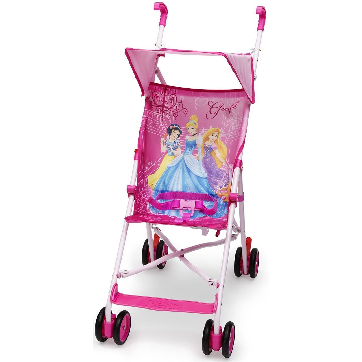 Delta Children Disney Princess Umbrella Stroller