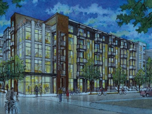 Apartment Developers Buy Germantown Site For 4 5m Germantown Germantown Nashville Apartment Sites