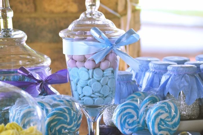 Frozen 1st Birthday Party Favors Birthdays and Frozen party