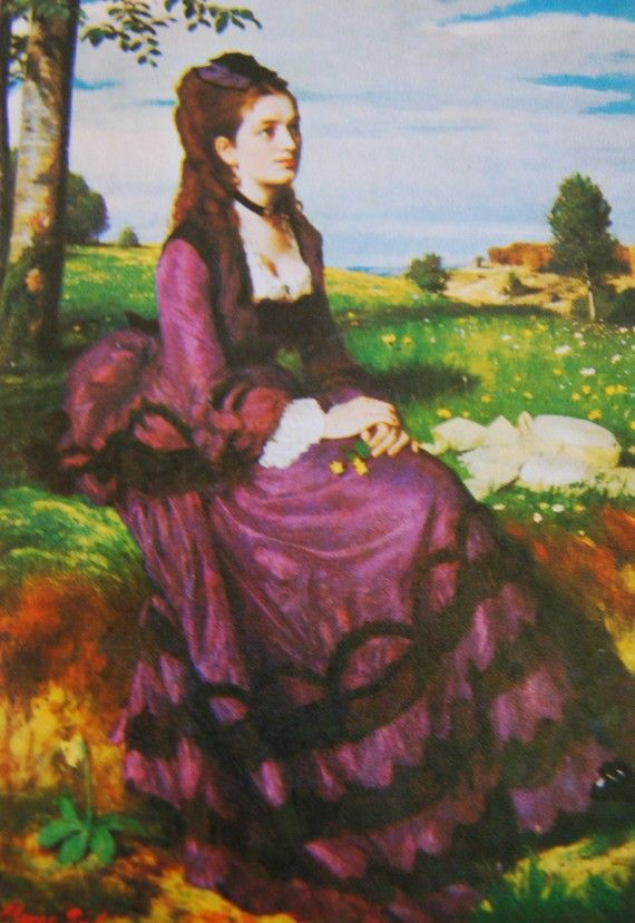 Beautiful Famous Art Post Card FEATURED ITEM you by artsygemini, $0.75