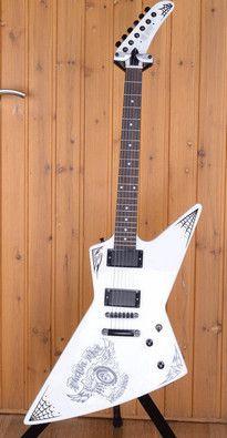mx250 james hetfield papa het explorer price 435 rare electric guitars guitars in 2019. Black Bedroom Furniture Sets. Home Design Ideas