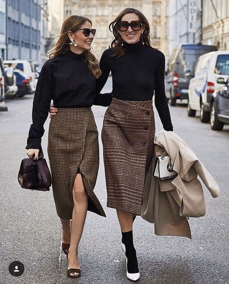 ec6475f16 styletrends on instagram | Skirt in 2019 | Fashion, Fashion outfits ...