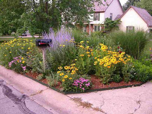 plant mailbox garden boost