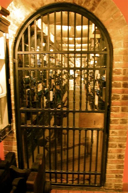 Antoineu0027s New Orleans - wine cellar by bonnibella via Flickr & Antoineu0027s New Orleans - wine cellar by bonnibella via Flickr | The ...