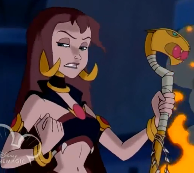 Dark Jane From The Legend Of