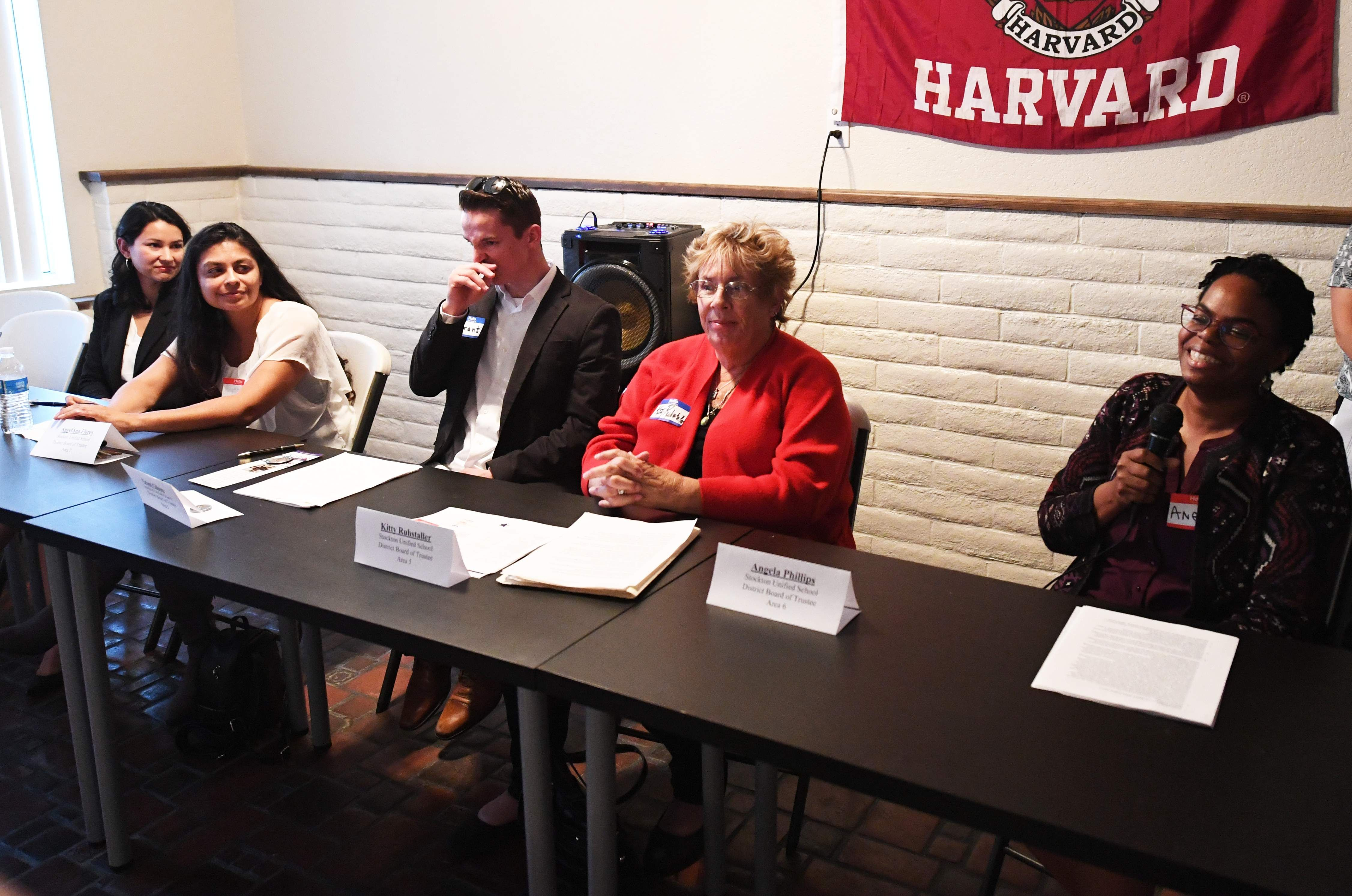Forum Gives Community An Opportunity To Hear From Education Candidates Education Candidate School Board