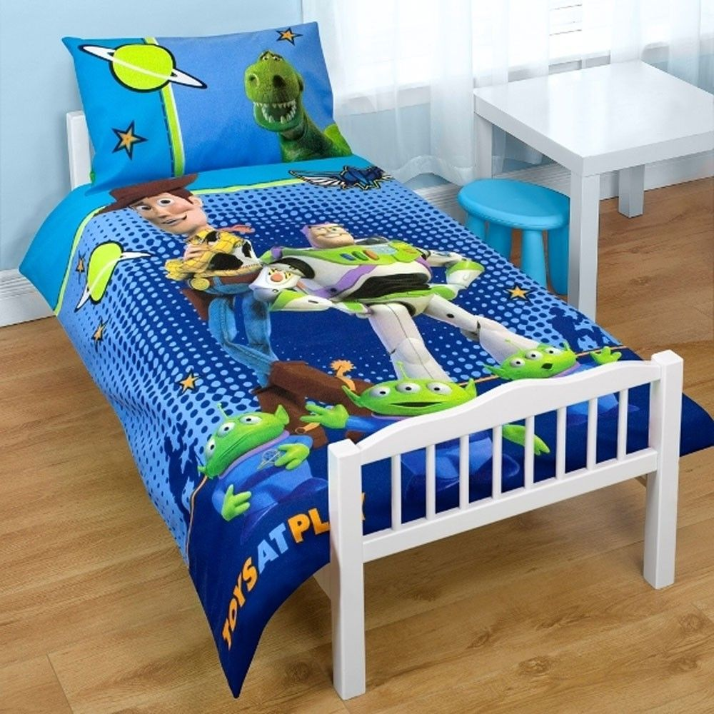 Toy Story Toddler Bedding Set