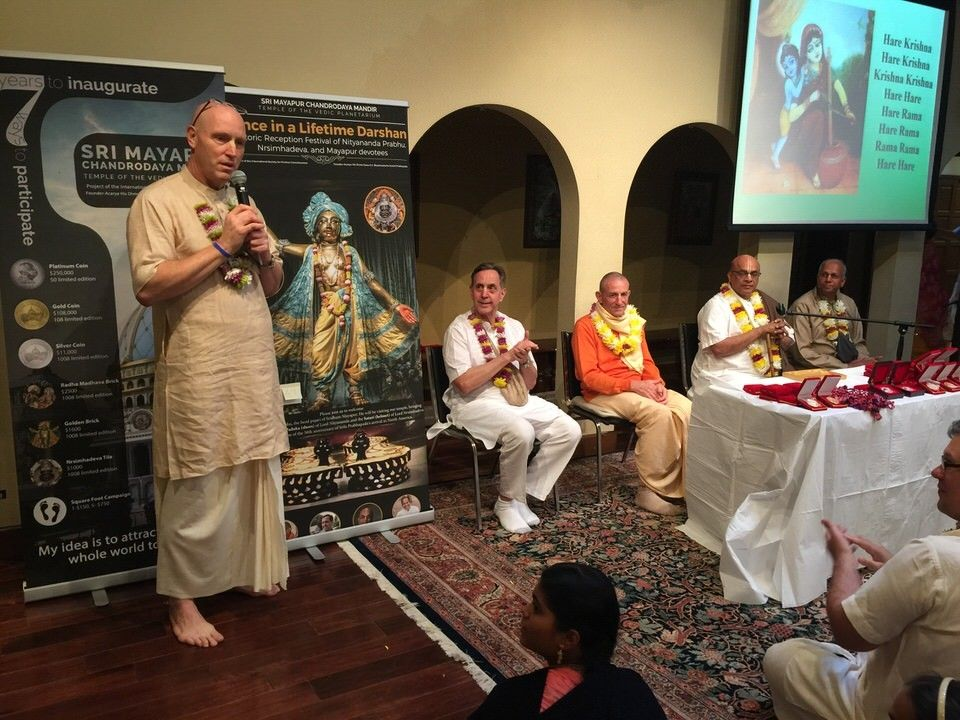Dandavats | TOVP Tour Daily Diary: Day 49-55, Programs in Silicon Valley and New Dwarka, LA
