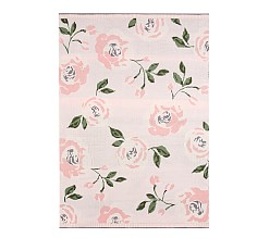 Meredith Knit Floral Baby Blanket In 2020 Floral Baby
