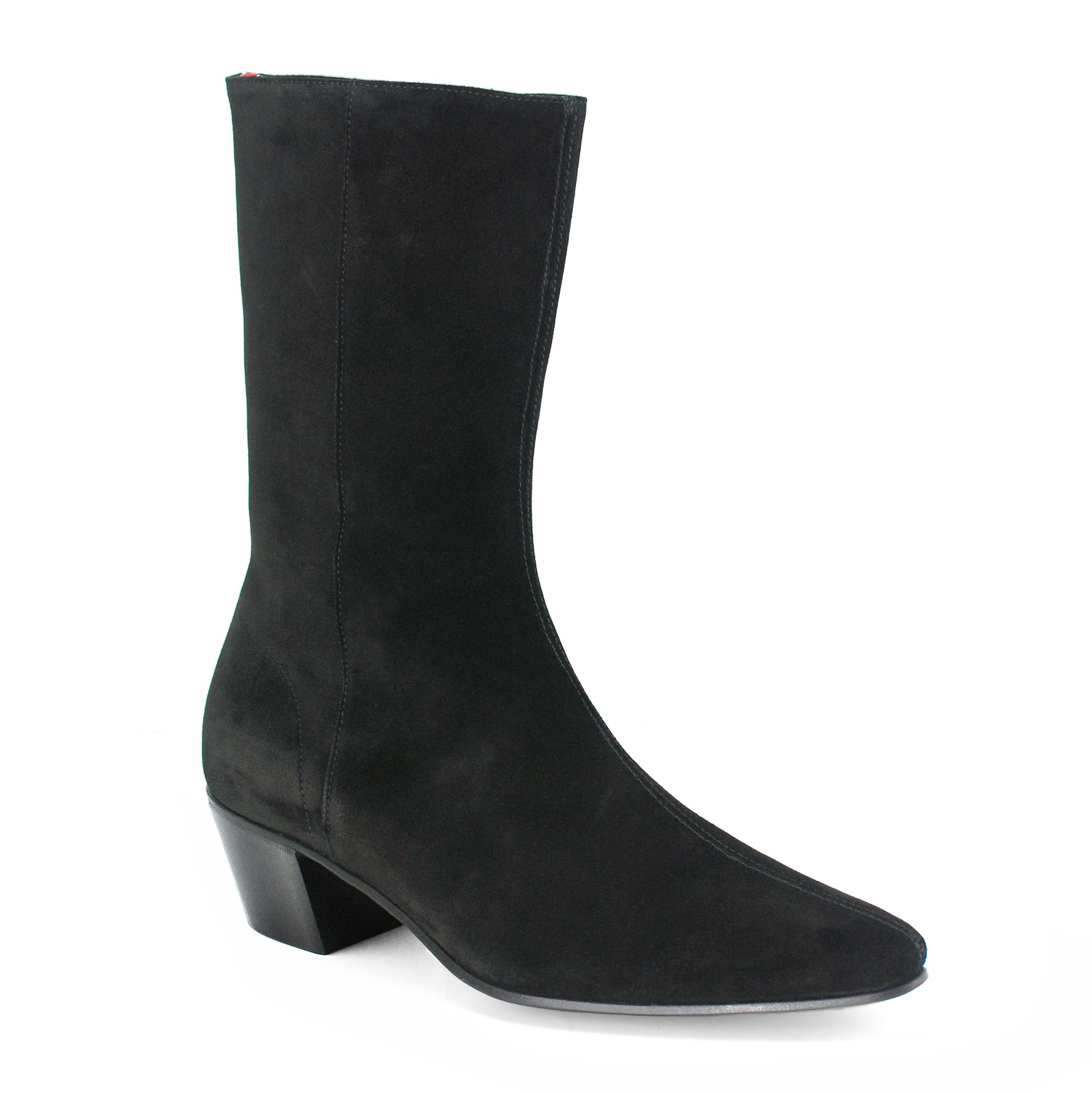 Lennon Boot Black Suede