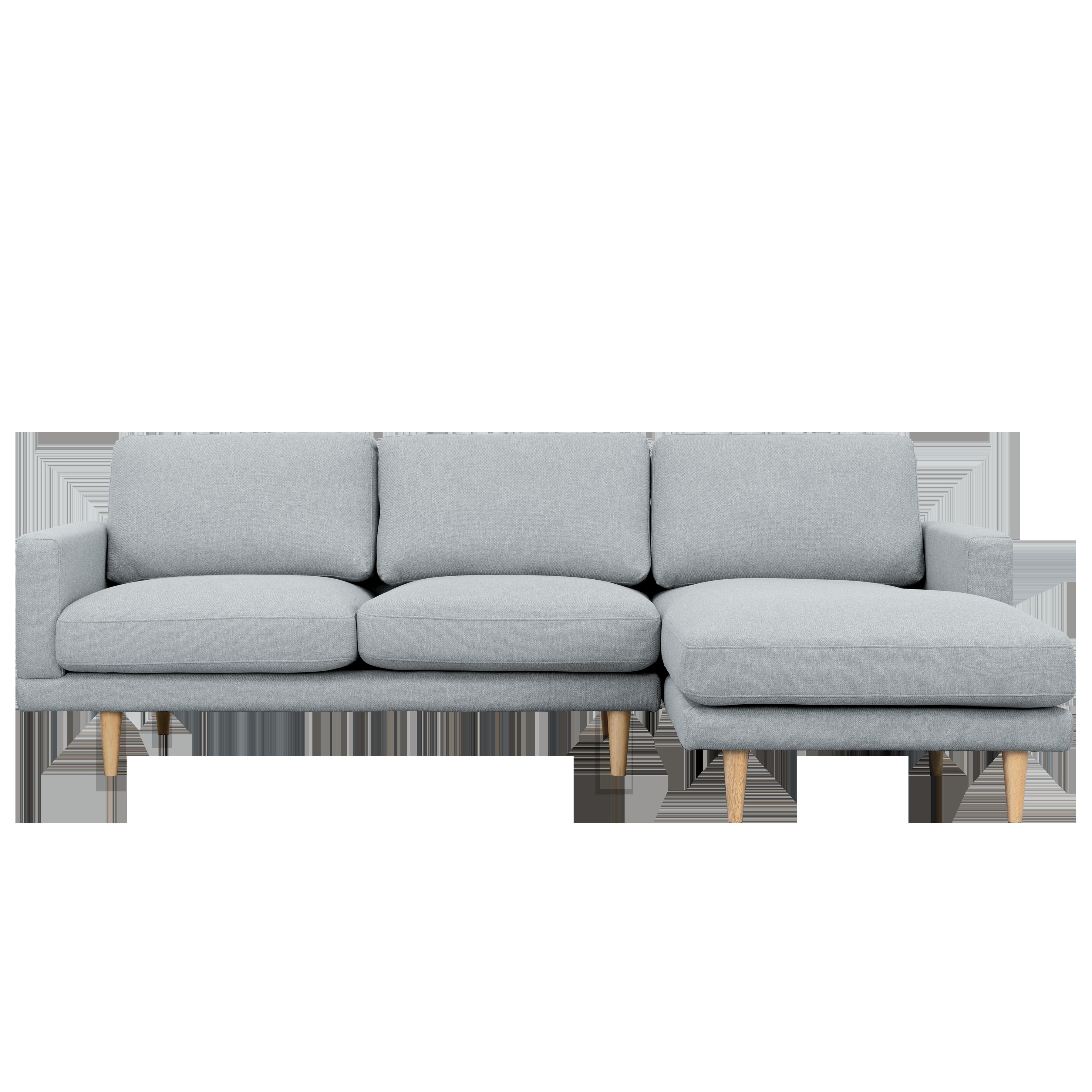 Declan L Shaped Sofa Silver Mist L Shaped Sofa Sofa Elegant Sofa
